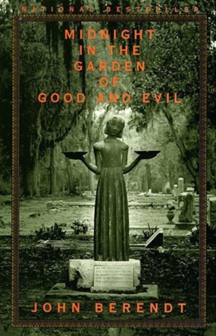 'Midnight in the Garden of Good and Evil' by John Berendt cover