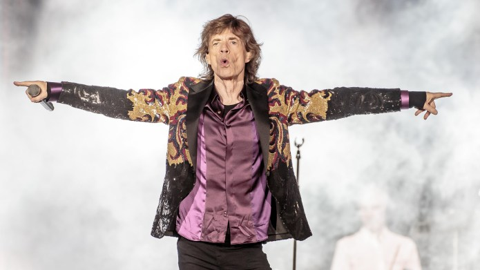 Mick Jagger Discovers Instagram Comments, Is
