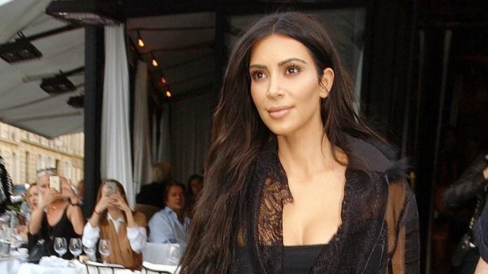 Kim Kardashian West's days of being
