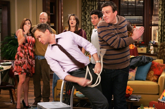 Thanksgiving movies & TV shows to stream on Netflix: 'How I Met Your Mother'