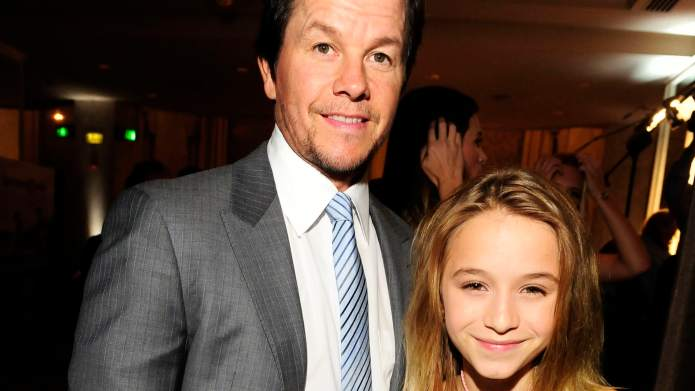 Mark Wahlberg's Daughters Want Him to