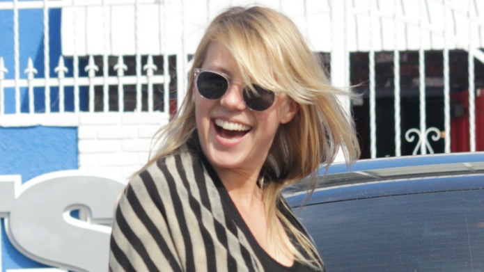 DWTS' Jodie Sweetin is feeling the