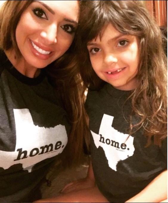 Teen Mom's Farrah Abraham and daughter Sophia raising money for multiple sclerosis