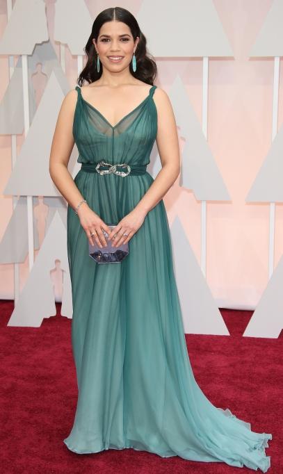 America Ferrera 87th Annual Academy Awards