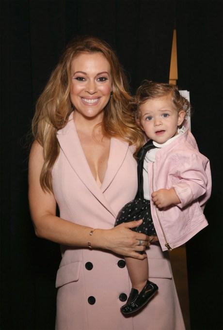 Celebrity babies with September birthdays: Elizabeth Bugliari