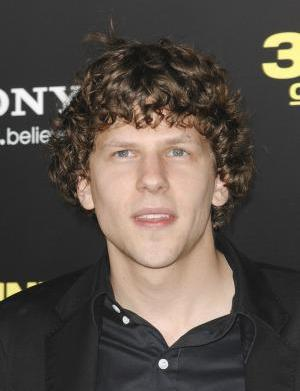 Jesse Eisenberg fights for parrots after