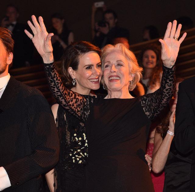 Celebrity Couple Love Stories: Sarah Paulson & Holland Taylor
