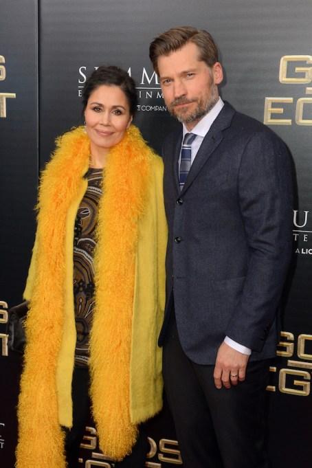 Every 'Game of Thrones' actor's relationship status: Nikolaj Coster-Waldau