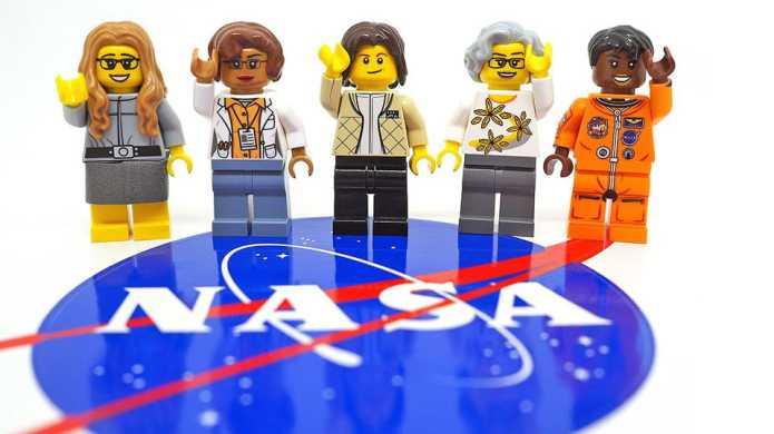 LEGO Announces a Women of NASA