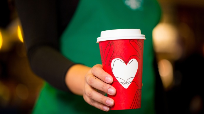 Starbucks Is Releasing a 2nd Holiday