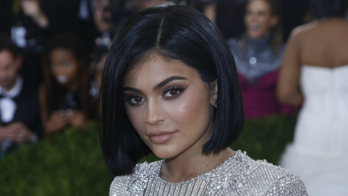Kylie Jenner's musical debut is... well,