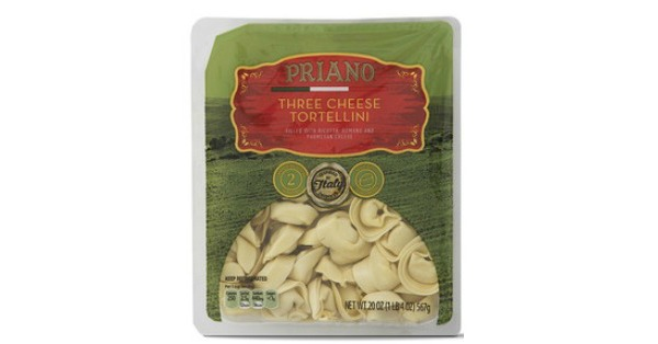 Priano Three Cheese Tortellini at Aldi