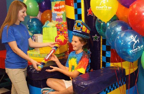 Fun birthday party spots in Michigan