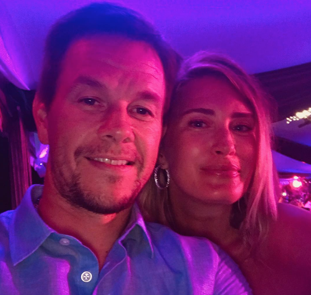 How celebrities rang in New Year 2018: Mark Wahlberg