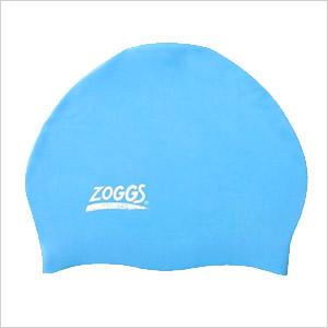 zoggs bold swim cap