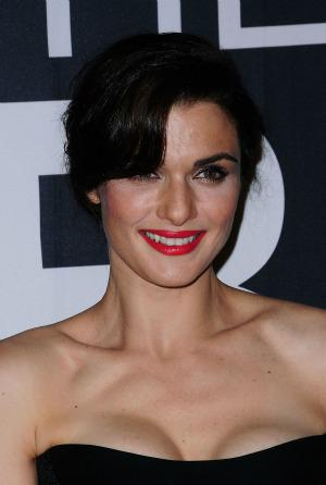Rachel Weisz cut from her new