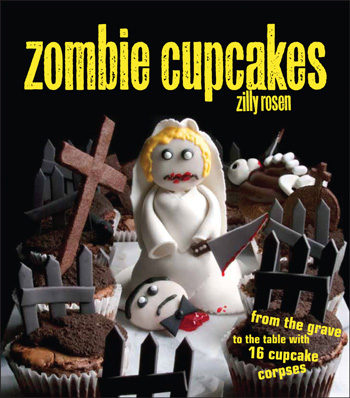 zombie cupcakes by Zilly Rosen