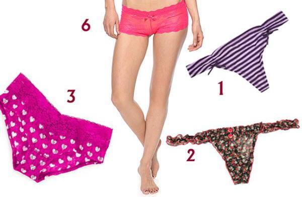 10 Cute panties under $10