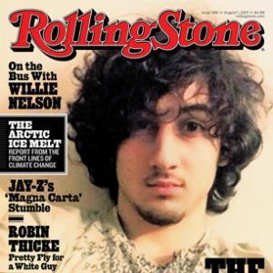 Rolling Stone's controversial Boston-bomber magazine cover