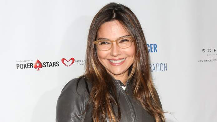 General Hospital's Vanessa Marcil Gives a