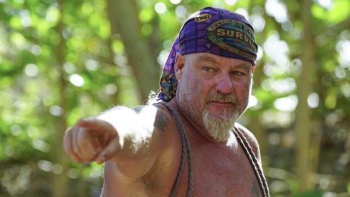 Paul Wachter reveals which Survivor castaway