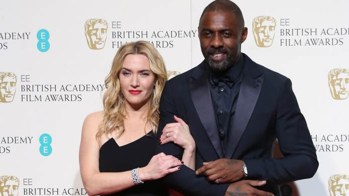 Idris Elba Has a Foot Fetish