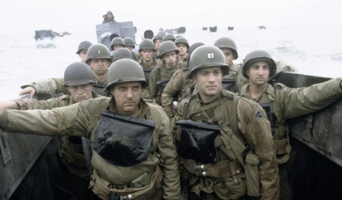 The Greatest WWII Movies of All