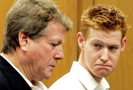 Redmond O'Neal charged with two felonies