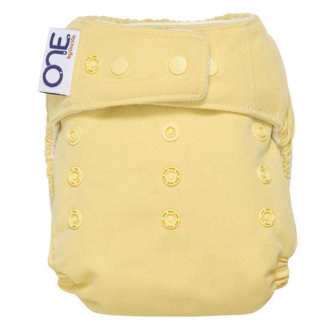 GroVia O.N.E. Reusable Baby Cloth Diaper