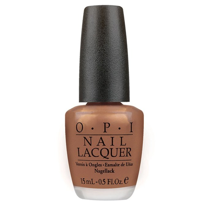 Ugly Nail Polish Colors Are Trending For Summer 2017: OPI Nail Lacquer in Cosmo-Not Tonight Honey | Summer Makeup Trends 2017