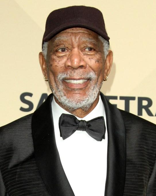 Morgan Freeman 24th Annual SAG Awards