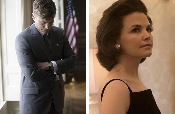 First Images from NatGeo's Killing Kennedy