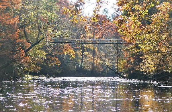 Best campgrounds in Mississippi