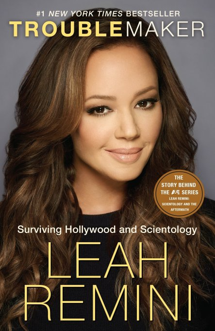 Leah Remini 'Troublemaker: Surviving Hollywood and Scientology'