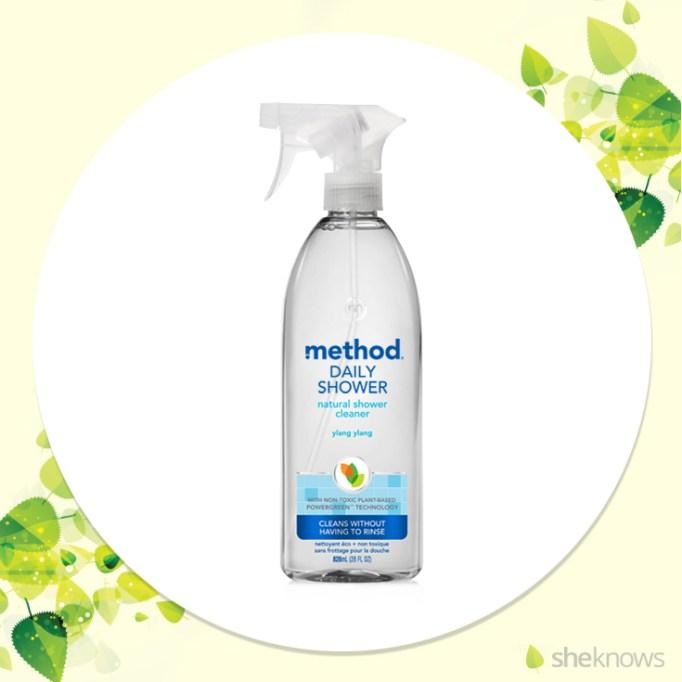 Method shower cleaner