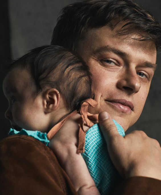 Celebrity Dads on Father's Day 2017: Dane DeHaan
