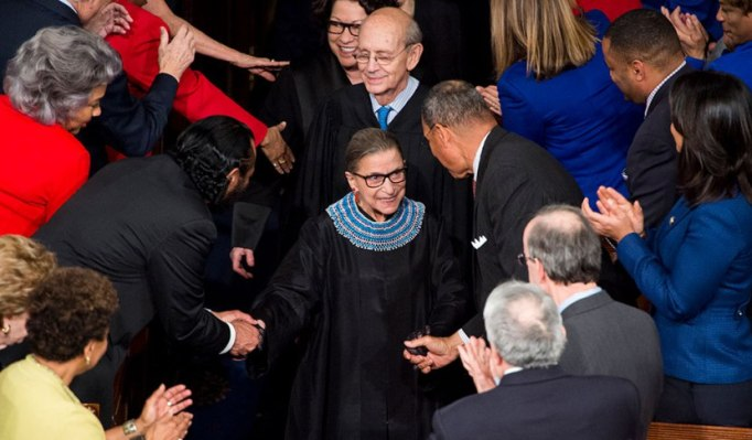 Feminist Fashion Icons: Ruth Bader Ginsburg