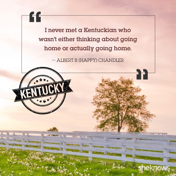 Kentucky quote