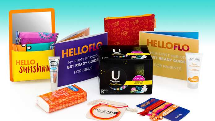 How First Period Kits Are Changing