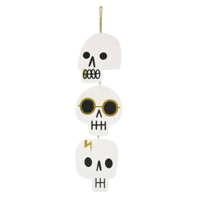 The 15 Best Target Halloween Decorations Under $20 | Hang this on your wall, get into the spirit