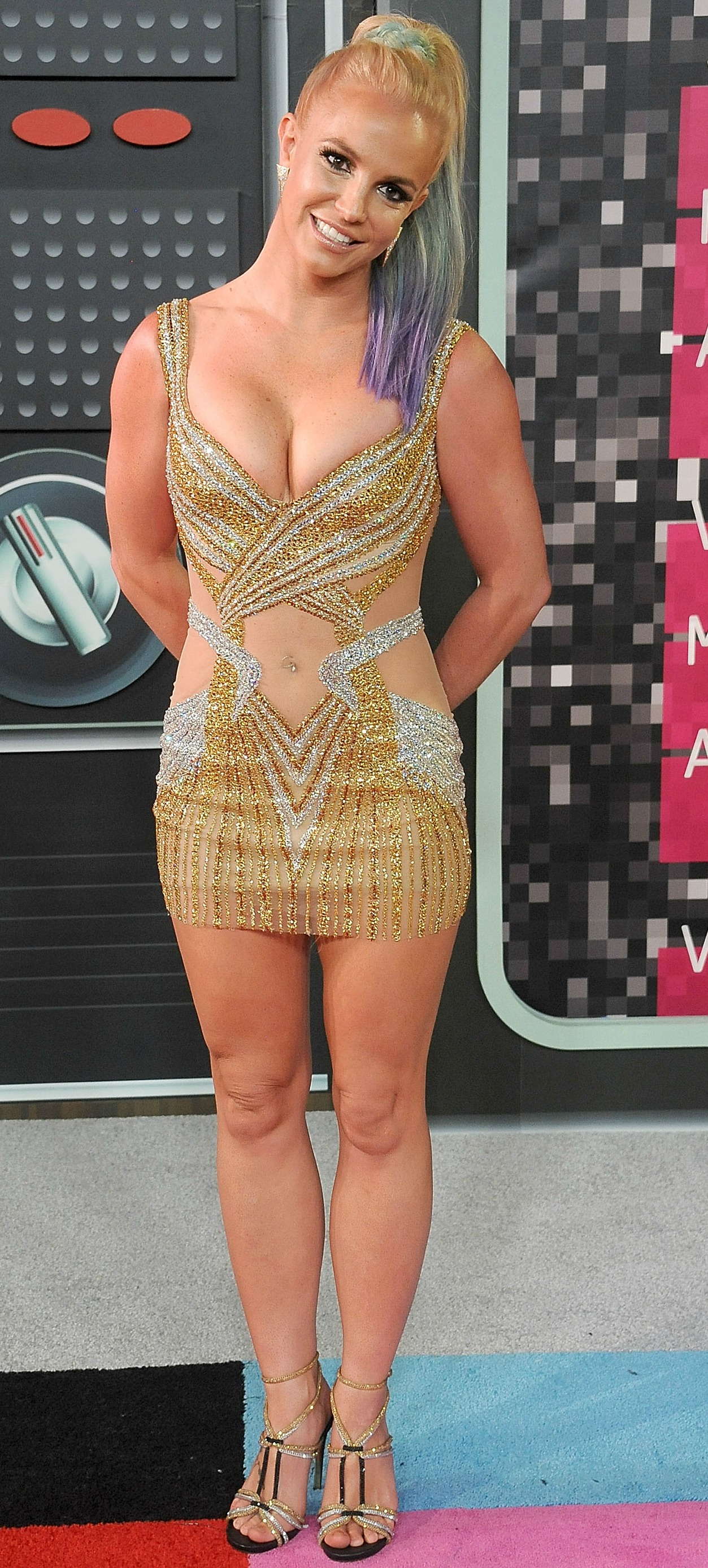 Jenny Miami Tv Topless the 21 most shocking celebrity naked dresses that we're