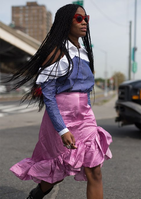 Standout Ways To Style Long Hair | Senegalese Twists