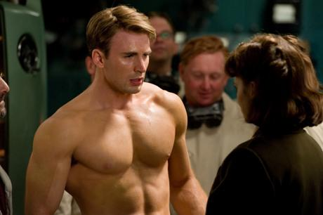 Chris Evans is Captain America: 'I