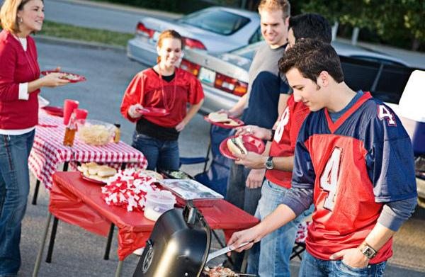 Tasty food ideas for tailgating
