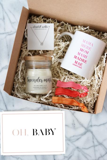 The New Mama Box subscription box