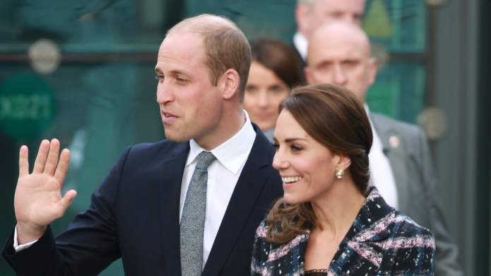 LOL at reports that Kate Middleton