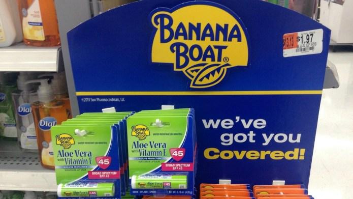 Banana Boat sunscreen users turn to