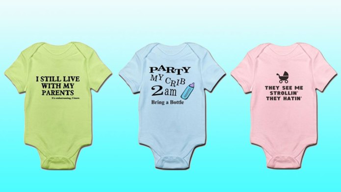 4c8bee109836 25 funny baby onesies that will get giggles – SheKnows