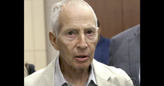 The Jinx's Robert Durst arrested during