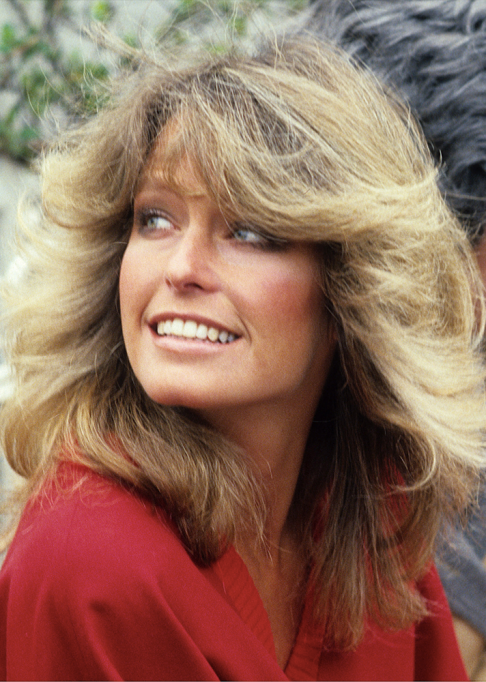 Most Iconic Hairstyles of All Time | Farrah Fawcett